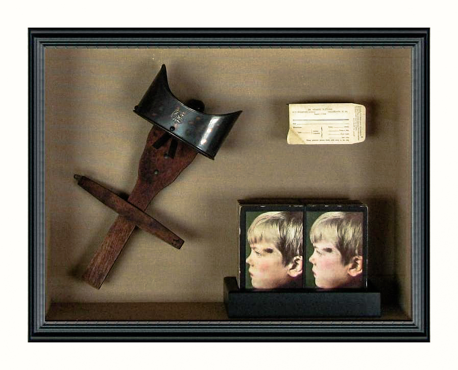 Frame your Prized Possesions