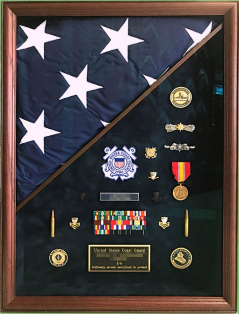 Frame Your Military Honors